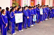 En Concepción del Oro, celebraron El Día Mundial del Lavado de Manos