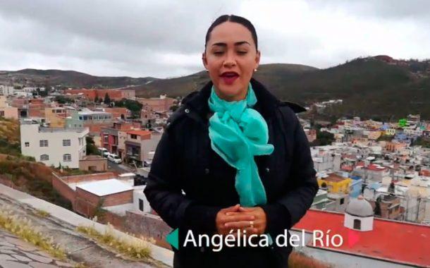 1 Día en 2 Minutos con Angélica del Río 18 Octubre