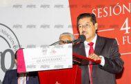 Galería Fotográfica Sesión Solemne del 450 Aniversario de Mazapil