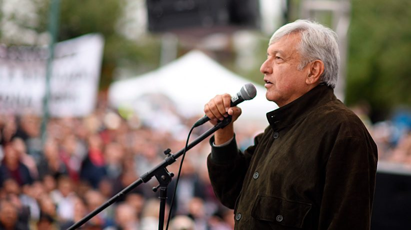 Nuevo gobierno federal tramitará extradición de César Duarte, afirma AMLO