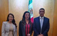 Haré equipo con Zacatecas: Ana Gabriela Guevara