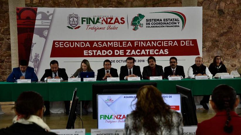 Refrenda Gobierno del Estado Respaldo a Municipios para Fortalecer y Consolidar sus Haciendas