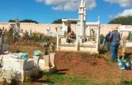 Ayuntamiento de Guadalupe acondiciona Panteones para el arribo de miles de Visitantes