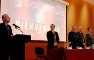 Alejandro Tello impulsa el tema espacial, de ciencia y tecnología