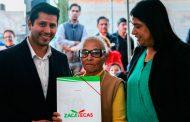 Con acciones de Julio César Chávez miles de Guadalupenses recibieron certeza legal