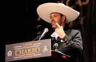 El Mandatario inaugura la edición LXXIV del Congreso y Campeonato Nacional Charro