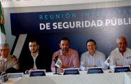 Gobernadores de Zacatecas y Durango reforzarán estrategias coordinadas en materia de seguridad