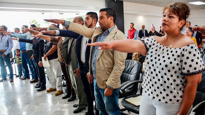 Pide Alcalde de Guadalupe vocación de Servicio a Nuevos Delegados