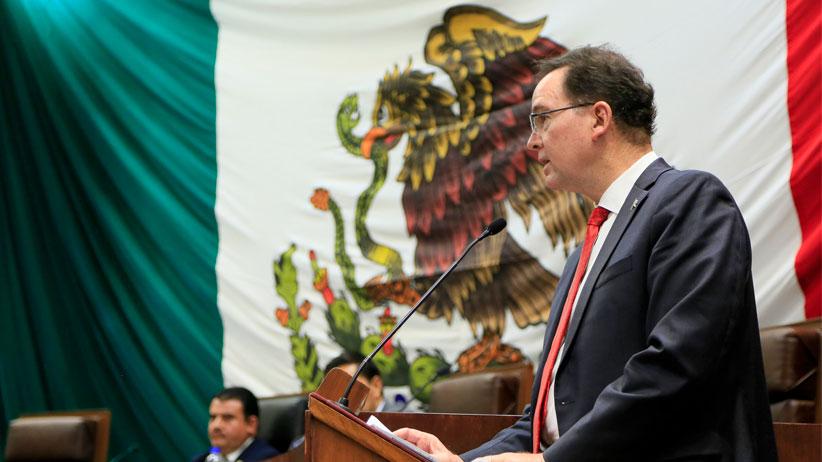 Es Zacatecas, segundo lugar nacional en empleos gracias a las acciones de fomento económico: Secretario Carlos Bárcena