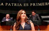 """Instalaremos el """"Frente Nacional Contra la Violencia de Genero"""": Geovana Bañuelos"""
