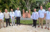 Gobernador dona piezas Artesanales de Zacatecanos para exhibirse en el Parque Discovery de Cozumel