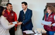 Presidente de Guadalupe apoya a trabajadores del Ayuntamiento