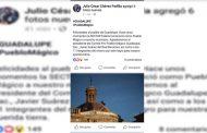 """""""Felicidades al pueblo de Guadalupe por su nombramiento como pueblo mágico"""": Julio Cesar Chávez Padilla"""