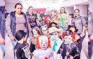 Miles de niños piden el muerto en la Presidencia Municipal de Guadalupe