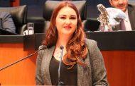 Presenta Geovanna Bañuelos vanguardista iniciativa sobre Lactancia Materna