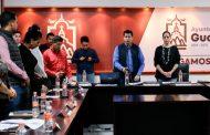 Refrenda Políticas de equidad de Género; Julio César Chávez