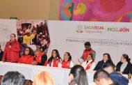 Llama Gobierno de Zacatecas a enlaces municipales a trabajar unidos a favor de personas con Discapacidad