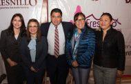 Atiende Alcalde Saúl Monreal a Federación ante la Declaratoria de Alerta de violencia de Género