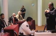 Imparte Gobierno protocolo de seguridad sobre extorsión y secuestros virtuales a personal de hoteles