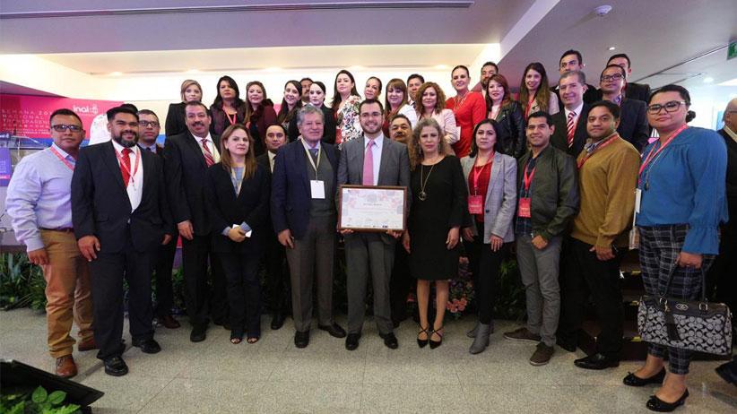 Reconoce Gobierno Federal a obra transparente como herramienta innovadora del estado de Zacatecas