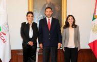 Toma protesta Gobernador Tello a nueva subsecretaria de SEDESOL