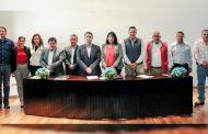 Instalan Consejo de Ordenamiento Territorial y Desarrollo Urbano en 11 Municipios del Sur