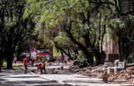 Invierte Gobierno más de 15.3 mdp en rehabilitación del Parque Arroyo de la Plata