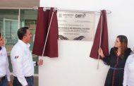 Inaugura Gobierno unidad básica de rehabilitación en Cuauhtémoc