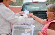 Con Saldo Blanco y en total transparencia eligen a 23 Delegados Municipales en Guadalupe