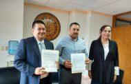 Firma Gobierno Estatal convenio con Jalpa para profesionalizar a personal del servicio público