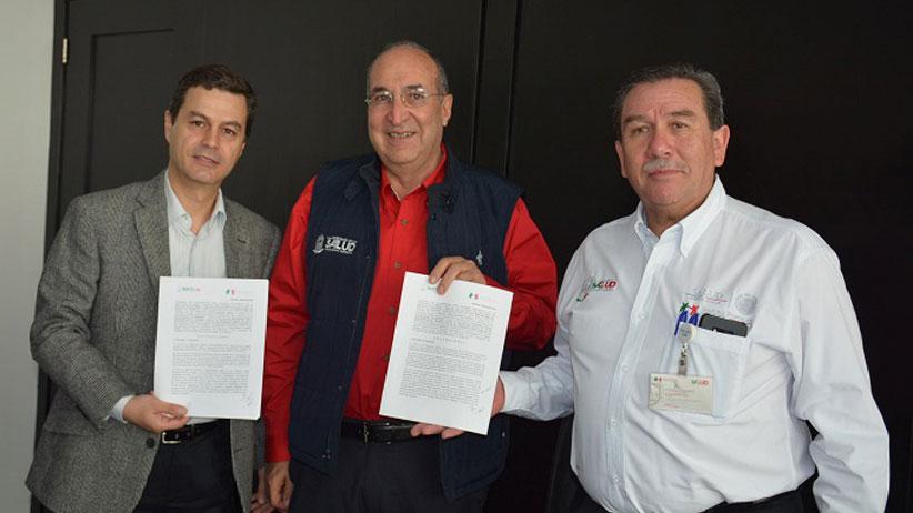 Firman convenio ISSSTEZAC y  Secretaría de Salud a favor de personal del Seguro Popular