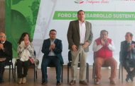Realiza Gobierno de Zacatecas primer foro de desarrollo sostenible