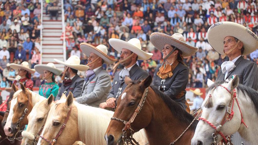 Gracias a los charros de México por voltear a esta tierra para hacer su Congreso Nacional: Gobernador