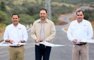Moderniza Tello carreteras y refuerza infraestructura educativa de ciudad Cuauhtémoc