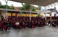 Lleva Gobierno de Zacatecas talleres Ambientales a escuelas de municipios