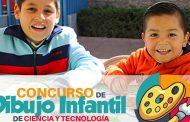 XXV Semana Nacional de Ciencia y Tecnología invita al Concurso de  Dibujo Infantil 2018