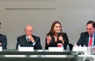 Propone Geovanna Bañuelos nueva Ley Minera y redistribución del Fondo Minero