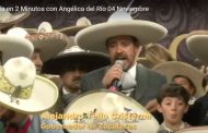 1 Día en 2 Minutos con Angélica del Río 04 Noviembre