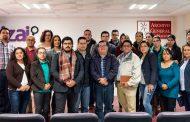 Ayuntamiento de Guadalupe se capacita con miras a superar evaluación en transparencia
