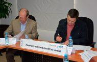 Firman convenio de colaboración ISSSTEZAC y JIAPAZ para beneficio de trabajadores
