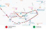 Cambia circulación de calles de Concepción del Oro