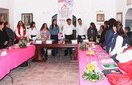 Necesaria la coordinación entre SM DIF de una misma región: Verónica Ortega Pérez