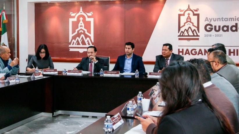 Encaminados para el desarrollo, Alcalde toma Protesta a Integrantes del  COPLADEMUN