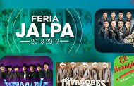Artistas invitados a la Feria Jalpa 2018 - 2019