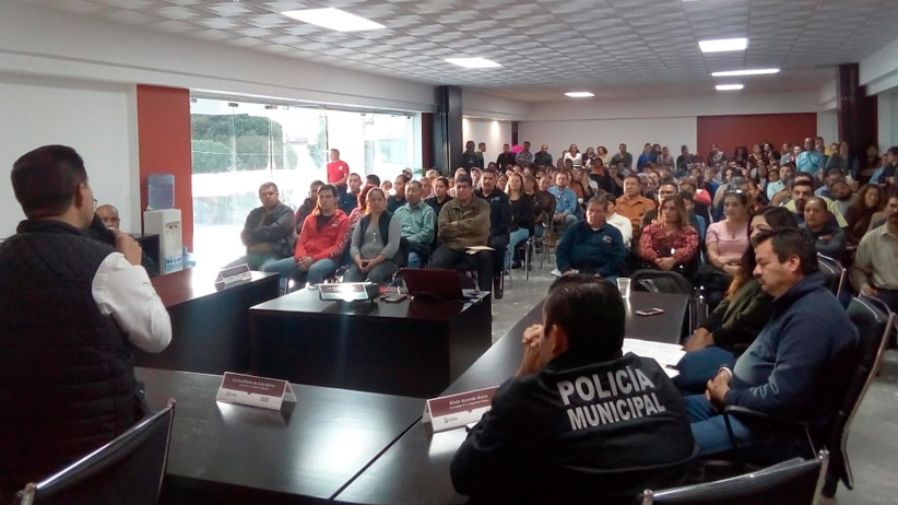 """Con una amplia participación ciudadana, el Ayuntamiento de Guadalupe llevó a cabo el foro """"Gobierno Participativo, Seguridad Pública y Derechos Humanos"""""""