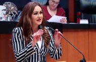 Propone Geovanna Bañuelos eliminar candados para que ciudadanos presenten Iniciativas de Ley
