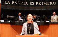 Llama Geovanna Bañuelos a la prudencia a empresas mineras