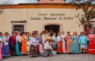 Celebran maravillosa verbena popular en Guadalupe