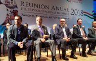 Inicia en Zacatecas la 40ª reunión de servicios Nacionales de Empleo 2018
