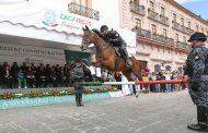 Conmemoran en Zacatecas CVIII Aniversario de la Revolución Mexicana